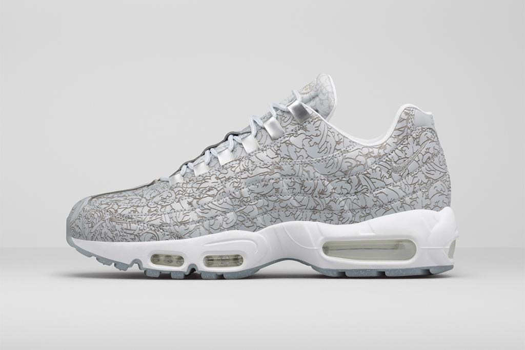 Un nouveau pack «Platinum» pour la Nike Air Max 95
