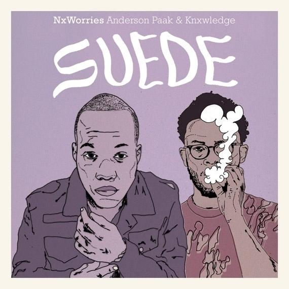Découvrez le duo NxWorries et leur titre «Suède»