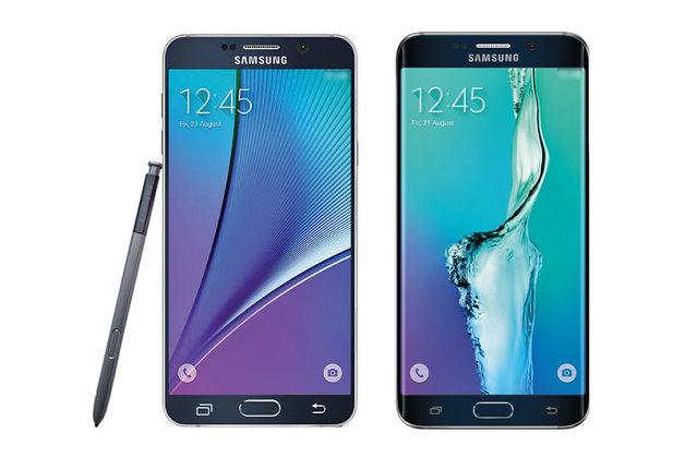 Les premières images du Samsung Note 5 et du Galaxy S6 Edge Plus !