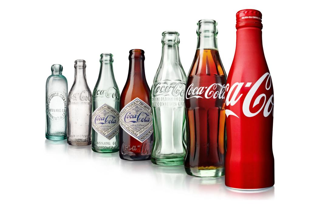 Coca-Cola célèbre les 100 ans de sa bouteille !