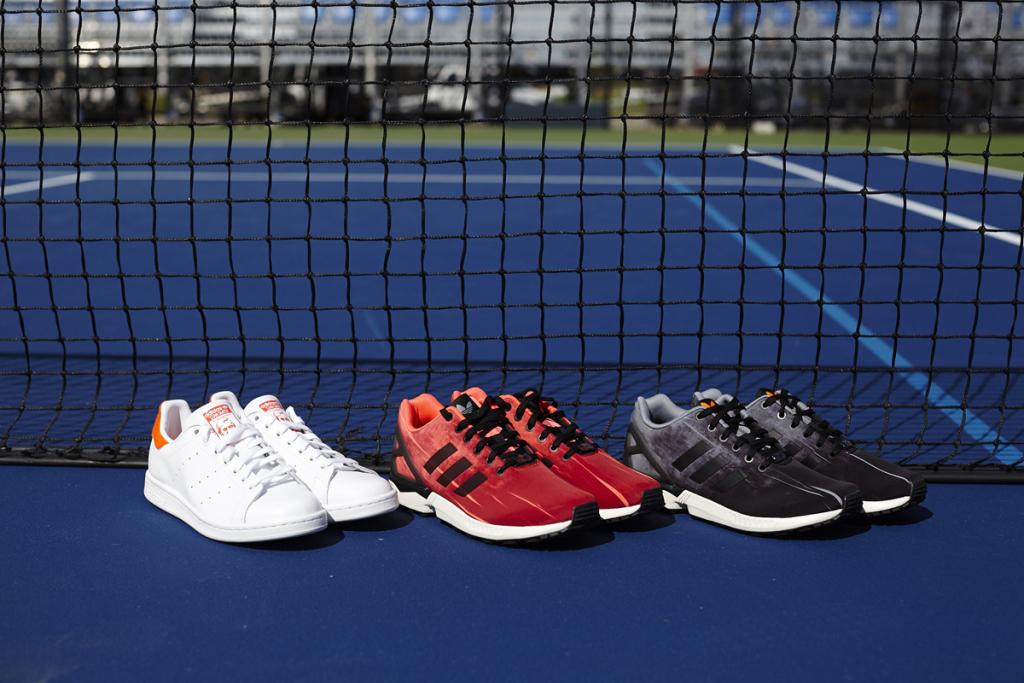 adidas Originals dévoile un nouveau pack «U.S. Open»