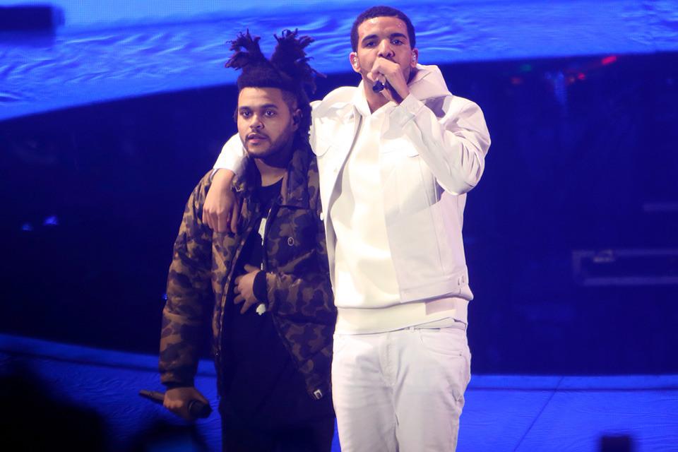 Drake reprend «Tell You Friends» de The Weeknd