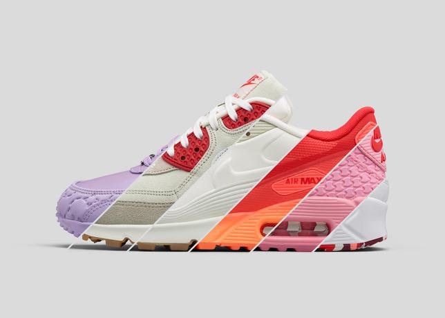 Nike Air Max fait le tour des cuisines du monde avec son «Regime sweet city»