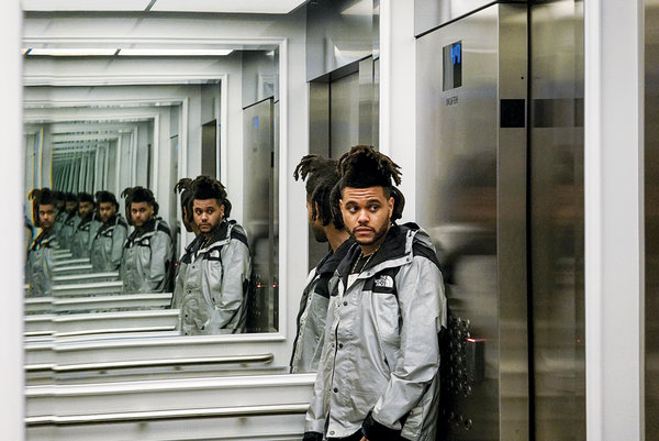 Les ventes impressionnantes de « Beauty Behind the Madness », l'album de The Weeknd
