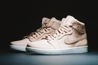 Zoom sur la nouvelle Air Jordan 1 Pinnacle « Tan »