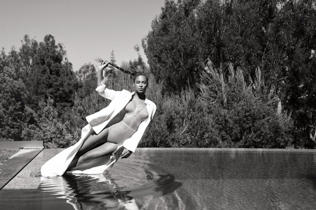 Beyonce Knowles plus sexy que jamais pour Flaunt Magazine