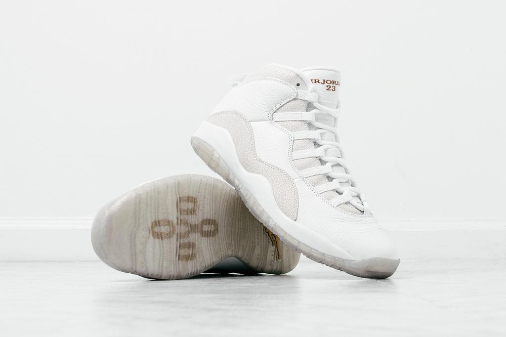Zoom sur la collab' Drake x Air Jordan 10 Retro «OVO»