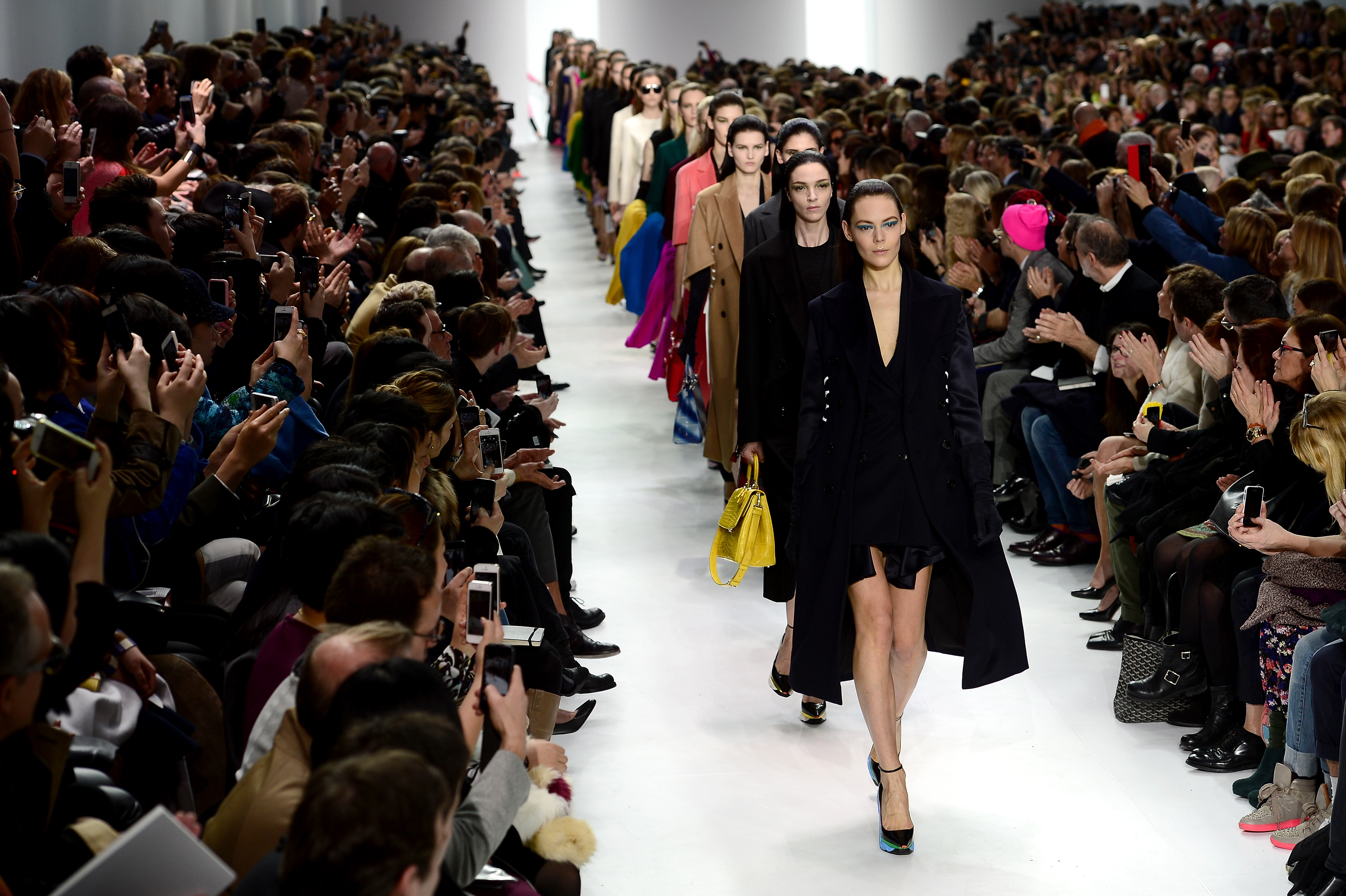 La Fashion Week Paris ? C'est parti !