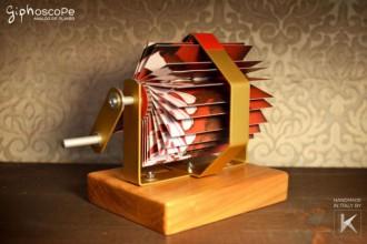Giphoscope : gadget moderne tout droit venu d'un ancien temps