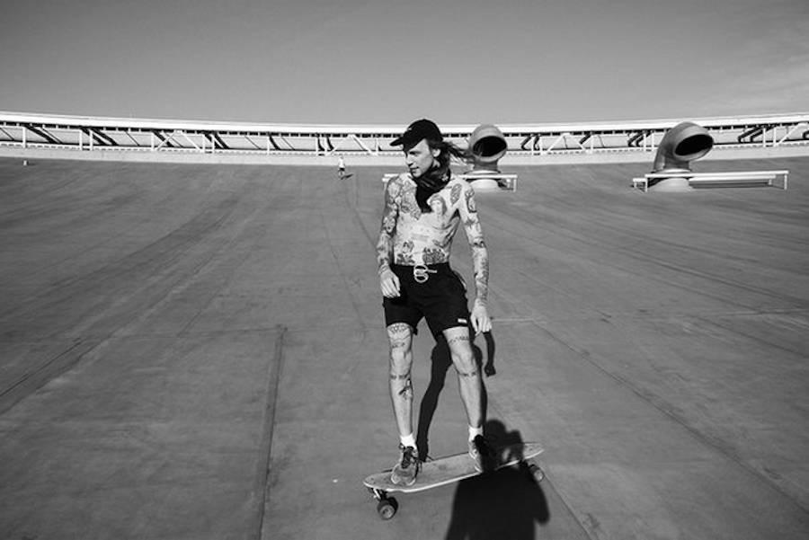 Session skateboard illégale et adrénaline en Russie avec Pavel Volkov