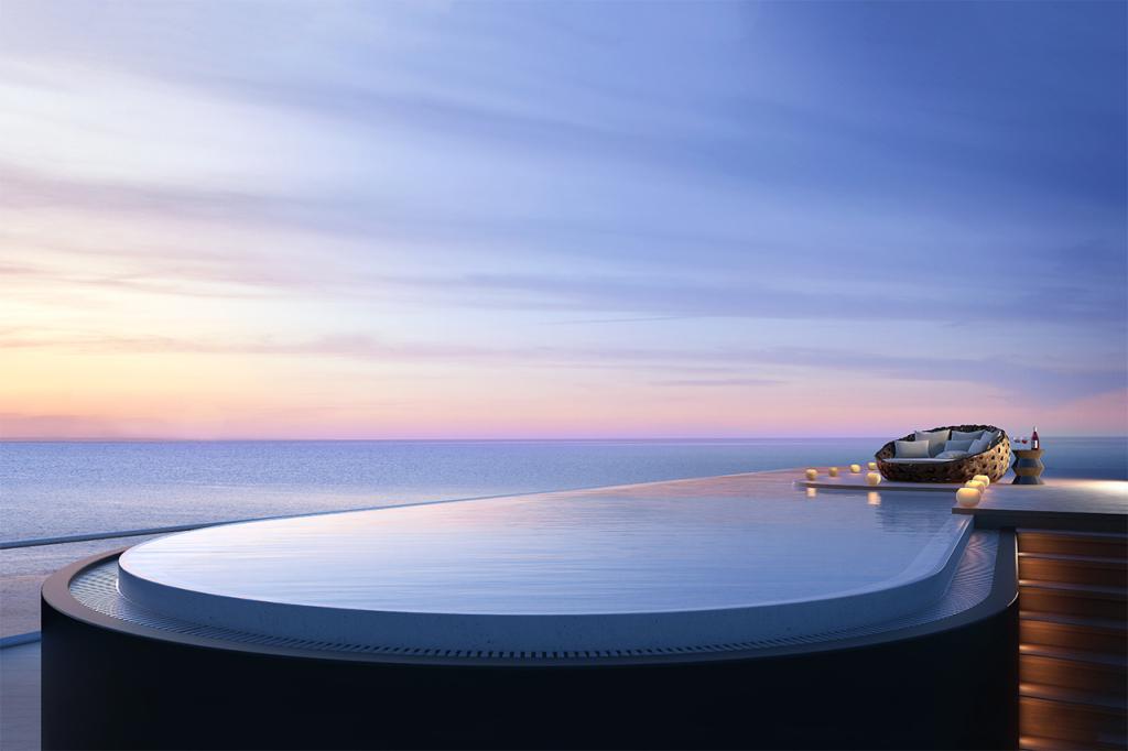 60 Millions de dollars pour le penthouse le plus cher de Miami !