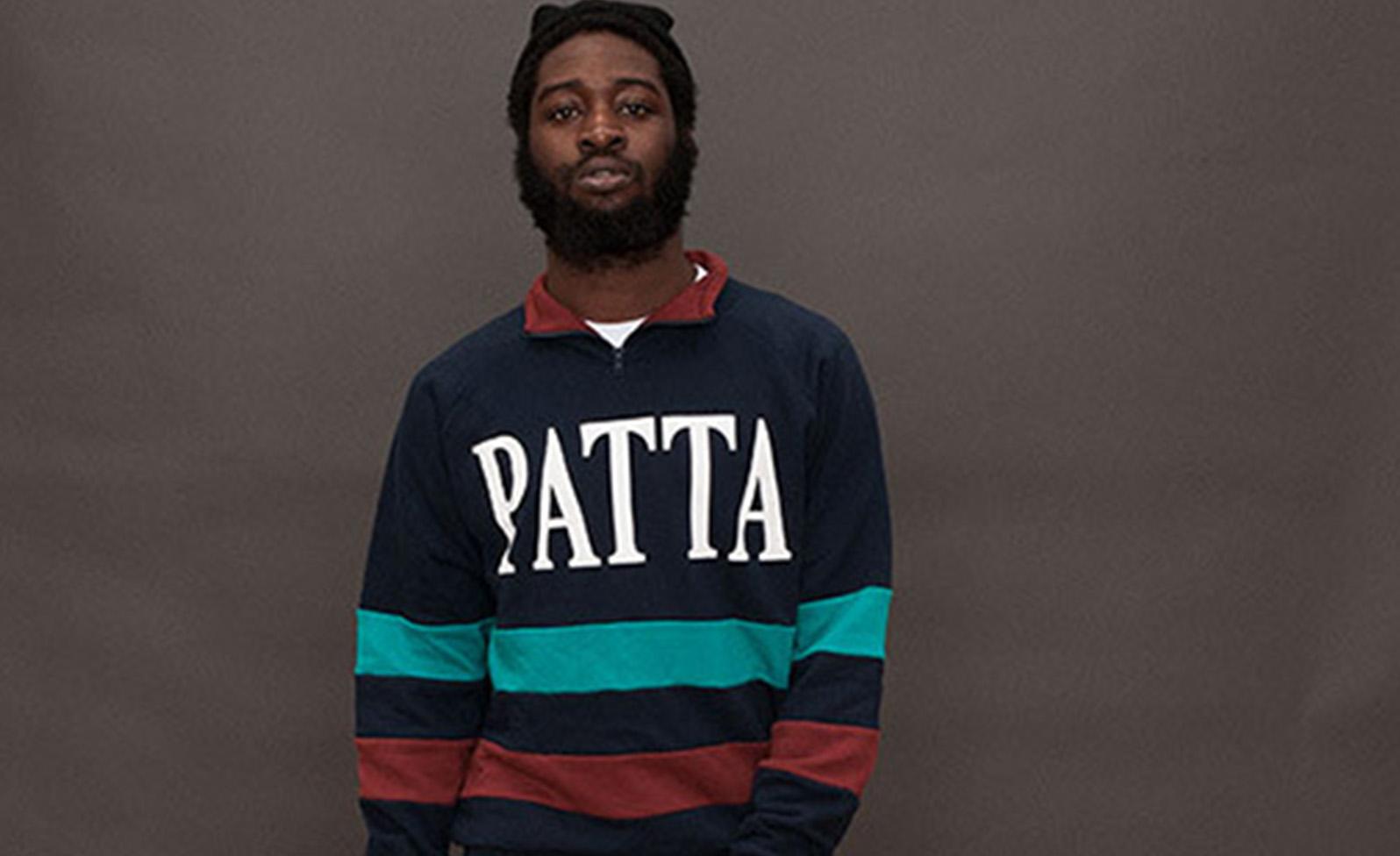 Patta présente sa collection automne / hiver 2015
