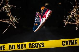 """Une nouvelle New Balance 999 """"Case 999"""" en collaboration avec Sneaker Politics"""