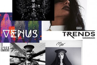 Trends Playlist - avec Spoek Mathambo