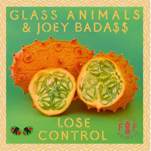 Glass Animals x Joey Bada$$ – Lose Control