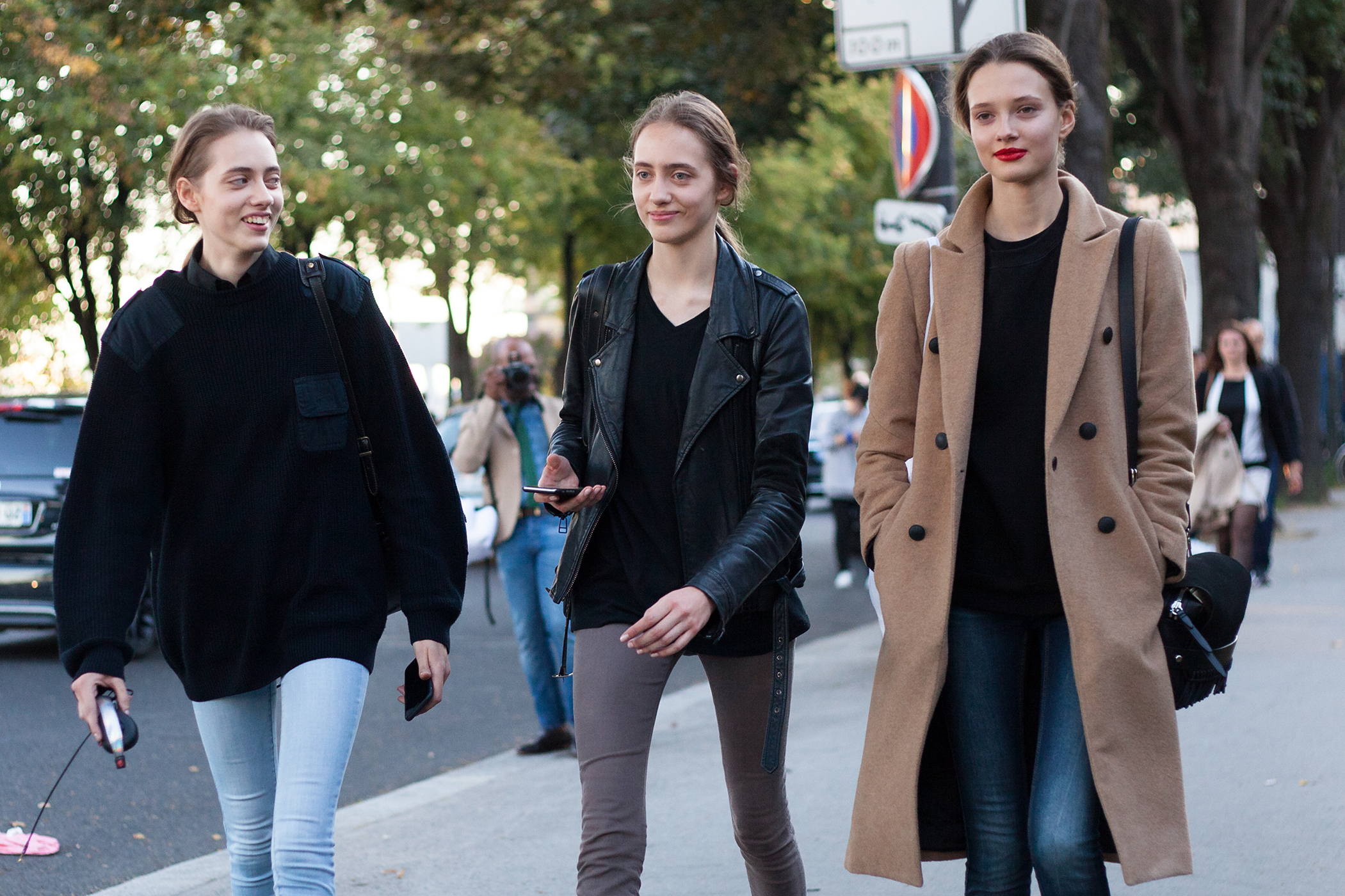 Street style : la fashion week selon TRENDS