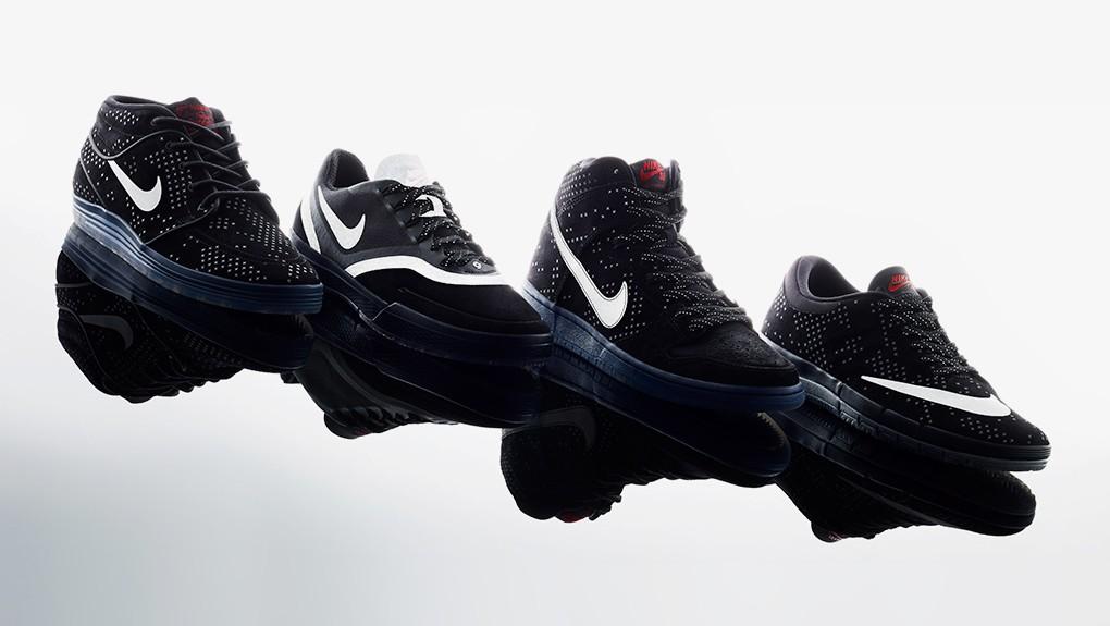 Nike SB – 2015 Flash Pack : la collection brillante et étoilée !