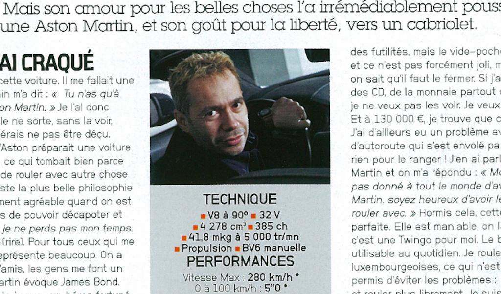 Elie De Rothschild Jr : Sa vraie spécialité ? Tout essayer !!