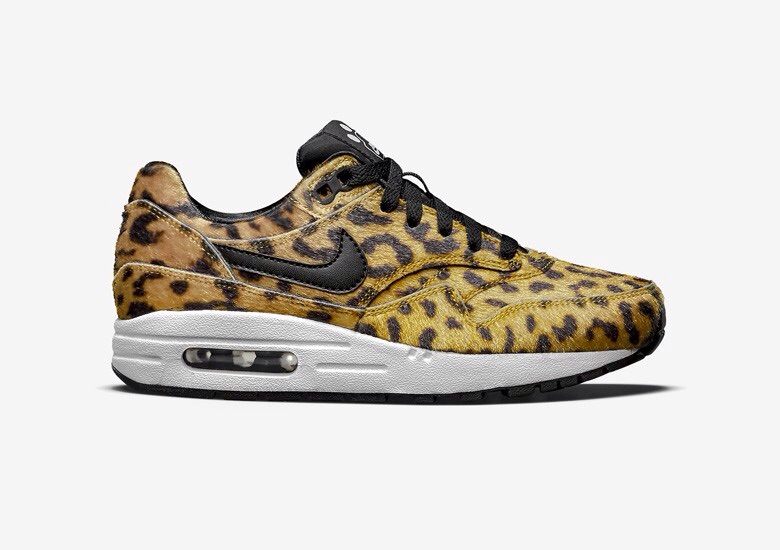 Air Max 1 « ZOO » pack – Nike fait son safari