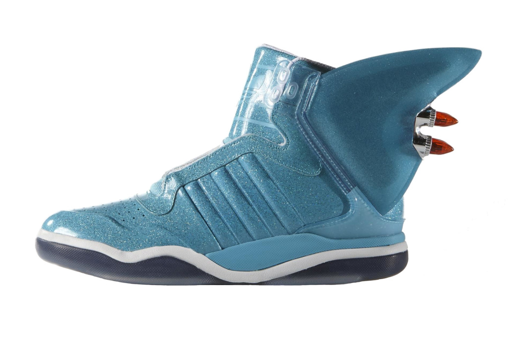 Jeremy Scott x Adidas Originals : le Requin
