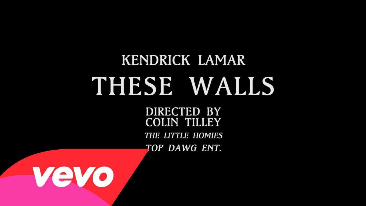 Kendrick Lamar et son clip délirant pour The Walls
