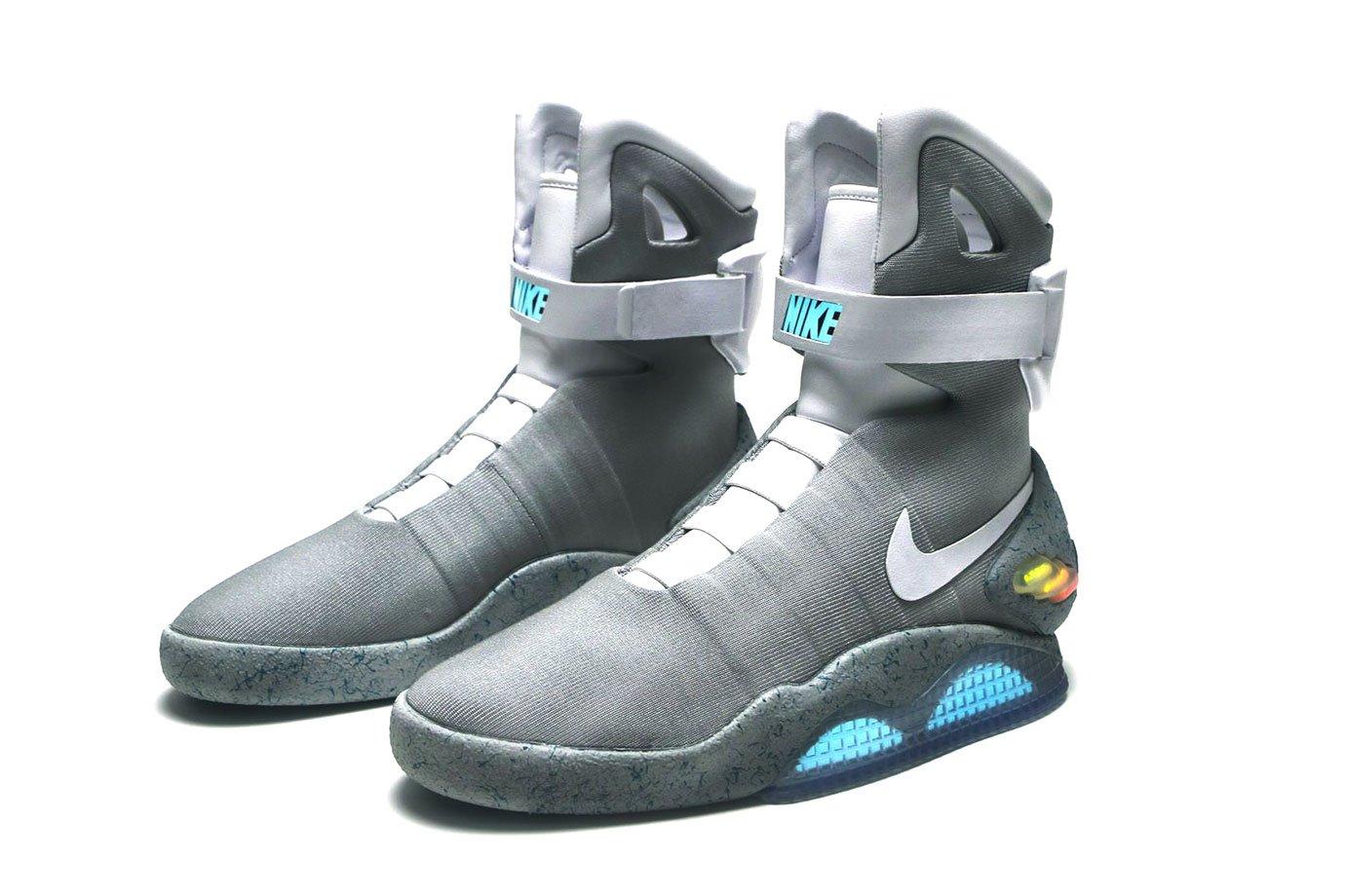 Les Nike de Retour vers le Futur dispo aujourd'hui ?