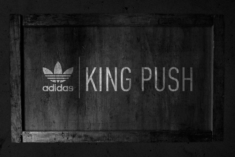 Pusha T x adidas Originals : un teaser de la collab' pour le Black Friday