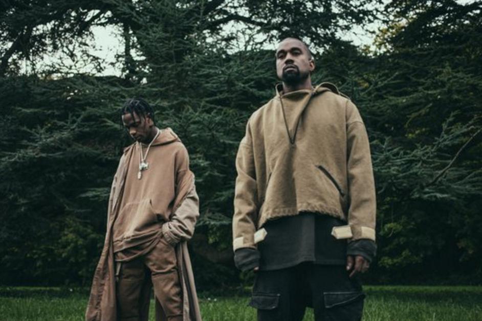 Bombe du week-end : le clip de Travis Scott feat Kanye West «Piss On Your Grave»