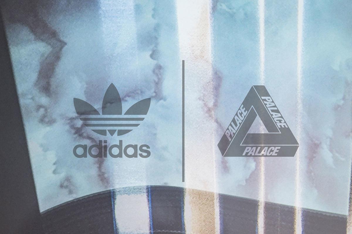 Le lookbook de la collaboration entre Palace et Adidas