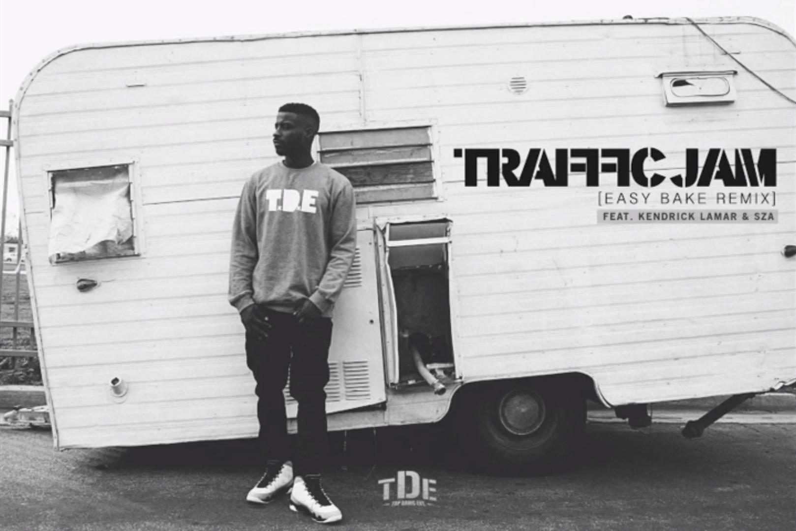 Jay Rock feat Kendrick Lamar : le duo infernal se retrouve sur «Traffic Jam»