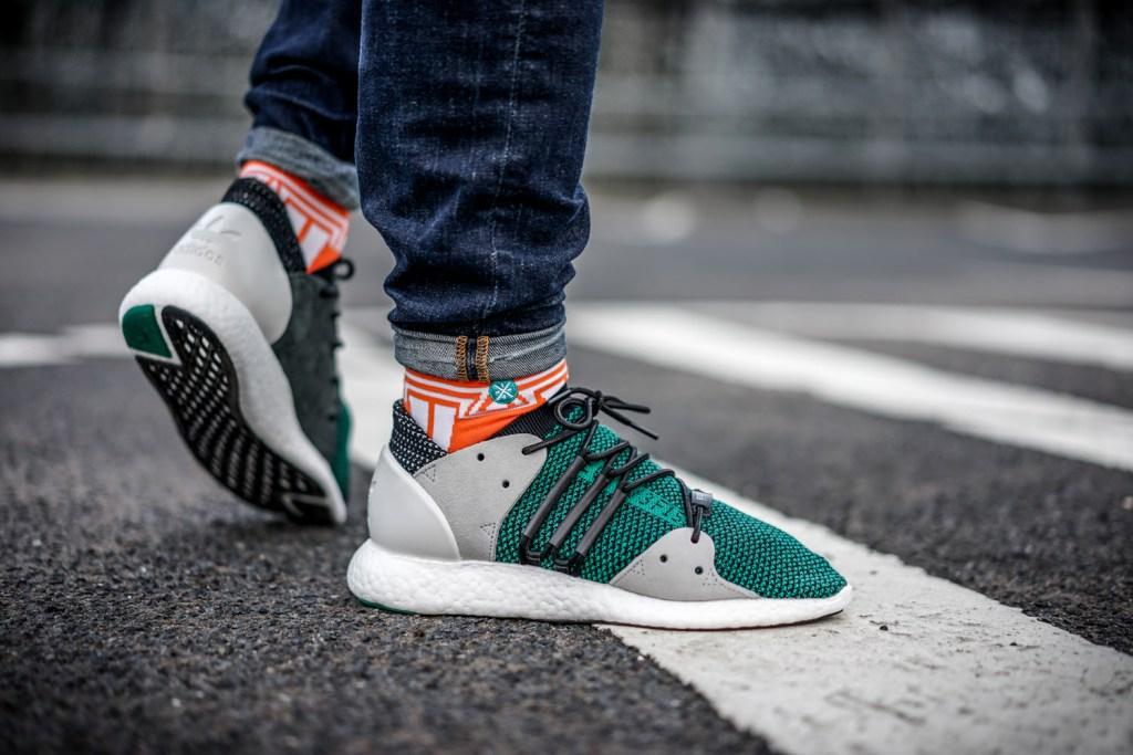 Adidas ne s'arrête plus : la EQT » #/3F15 «