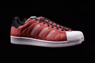 Adidas XENO Superstar - Red