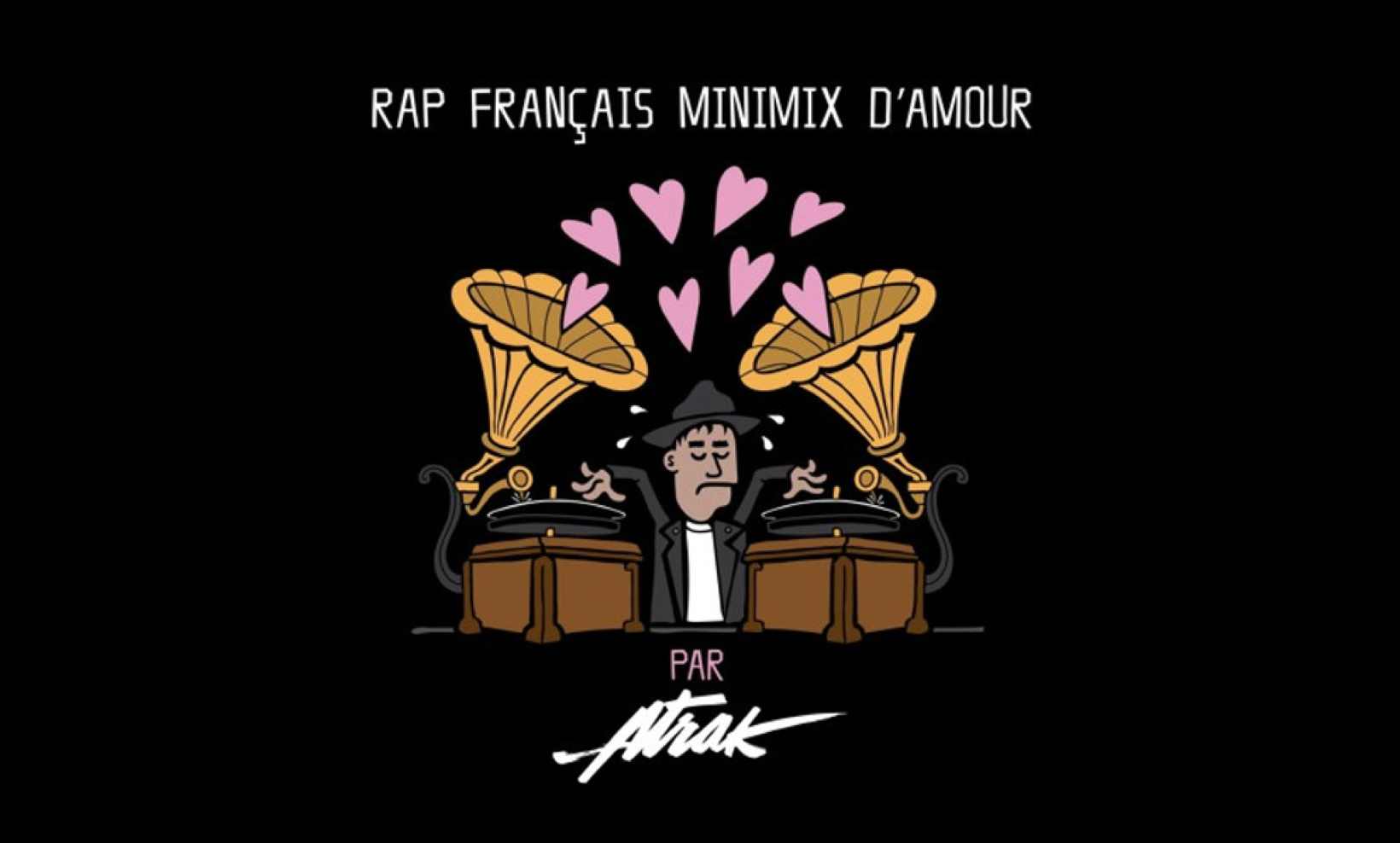 Minimix : quand A Trak partage du rap français avec Pharrell