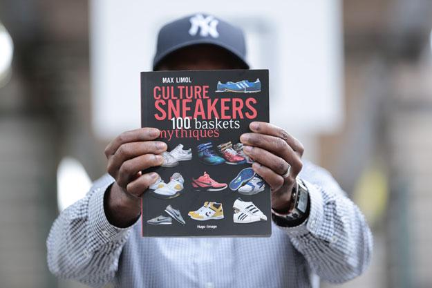 «Culture Sneakers, 100 baskets mythiques», le livre incontournable de Max Limol