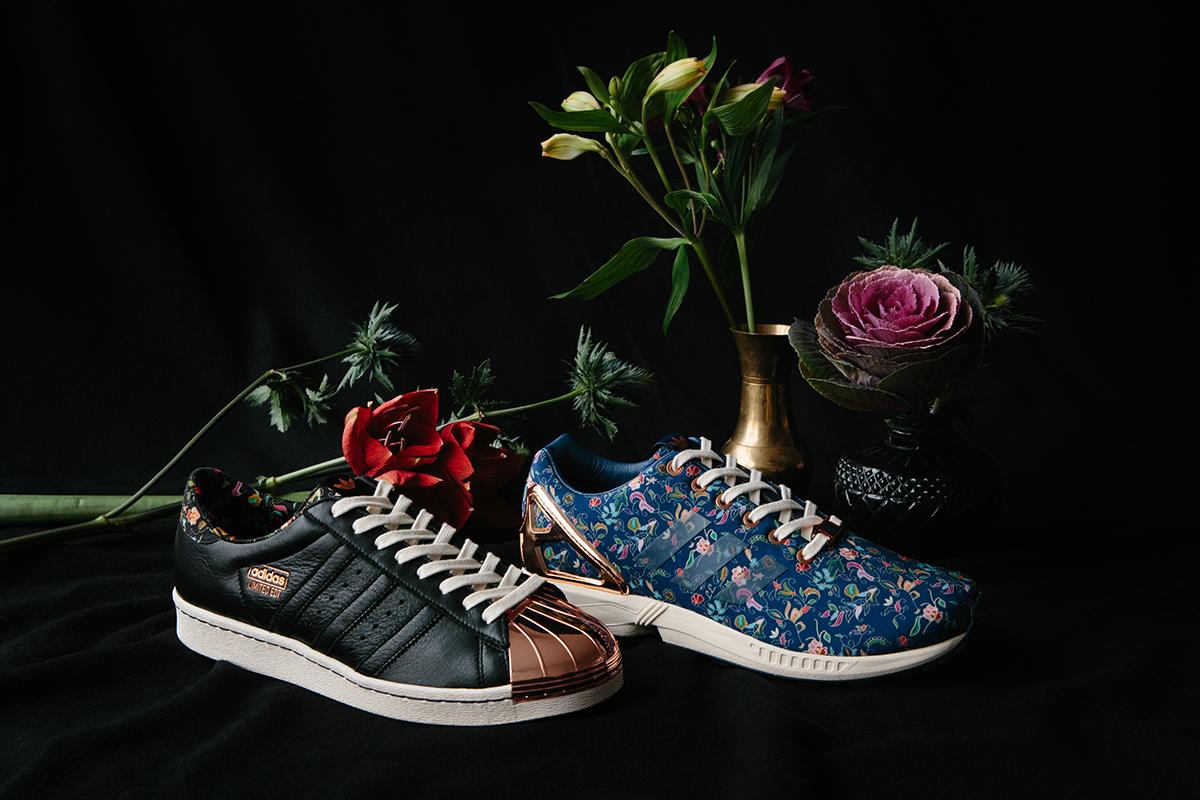 Direction Singapour pour la collab' Adidas Consortium x Limited Edt