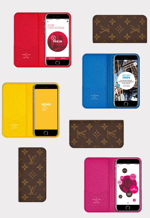Louis Vuitton lance une application » City Guide»