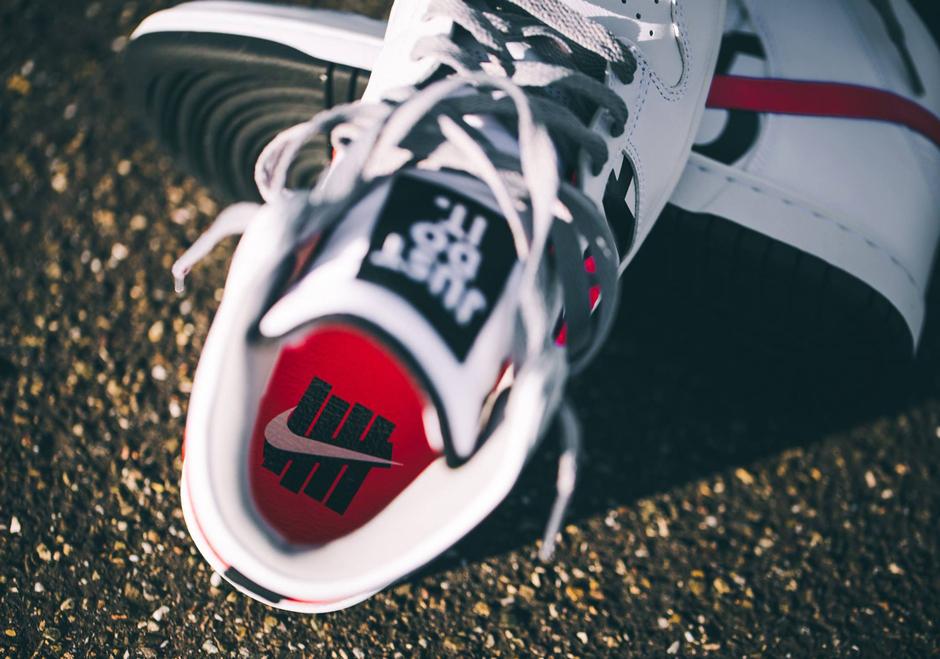 Undefeated x Nike : la collab qui stylise encore plus la Dunk High Lux