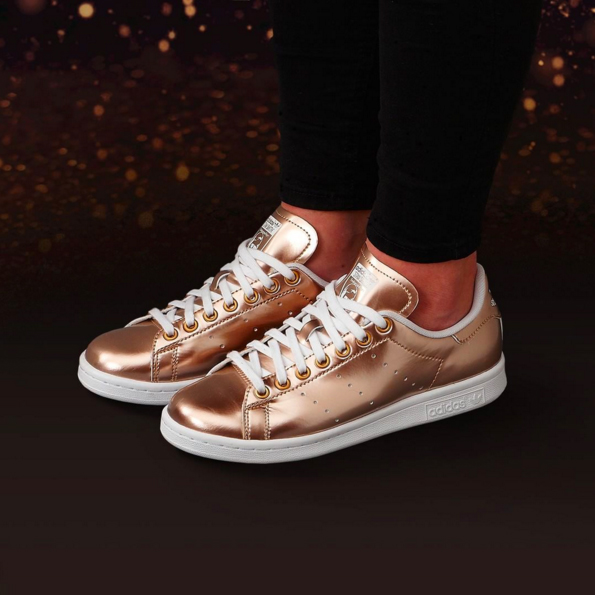 Day 2 : Week of Greatness by Foot Locker – Adidas Stan Smith «Copper»