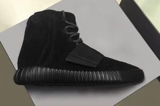 Adidas Yeezy Boost 750 All Black : la date de sortie enfin dévoilée !