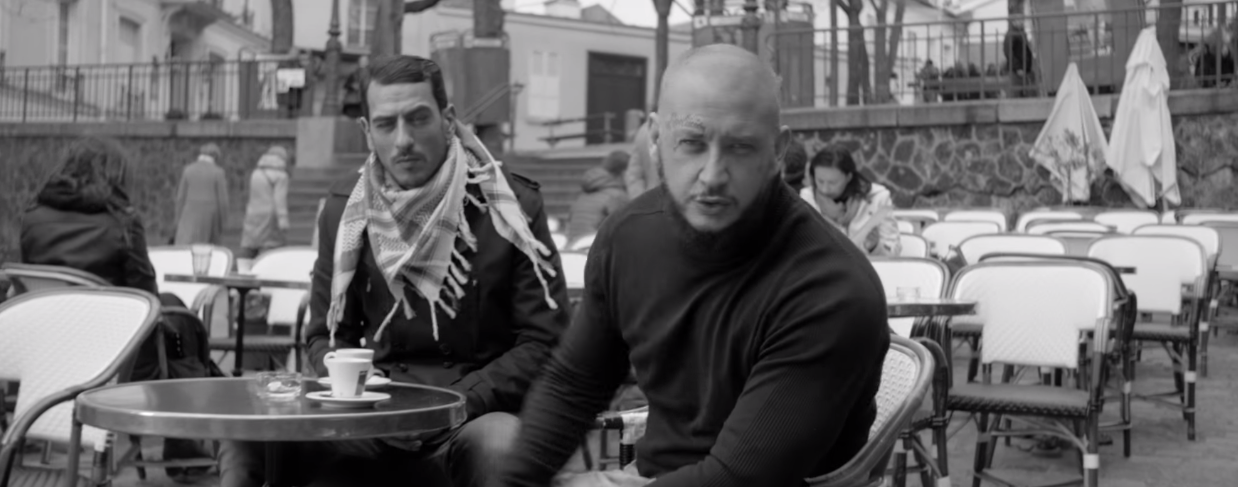 Seth Gueko remix Titi Parisien avec Oxmo Puccino et Nekfeu