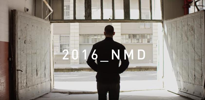 Découvrez NMD : la nouvelle sneakers par Adidas (VIDEO)