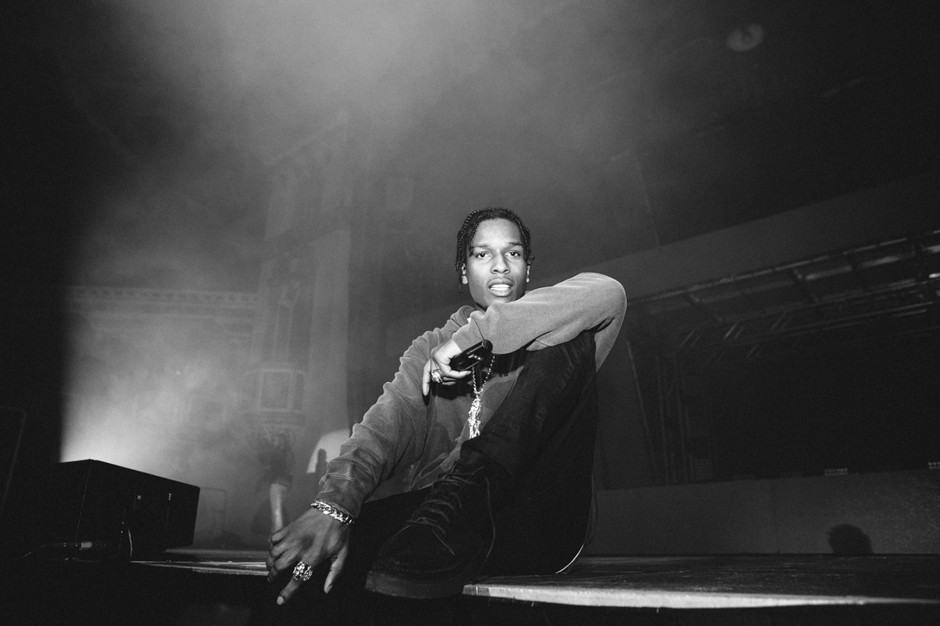 A$ap Rocky fait du shopping et clashe Virgil Abloh