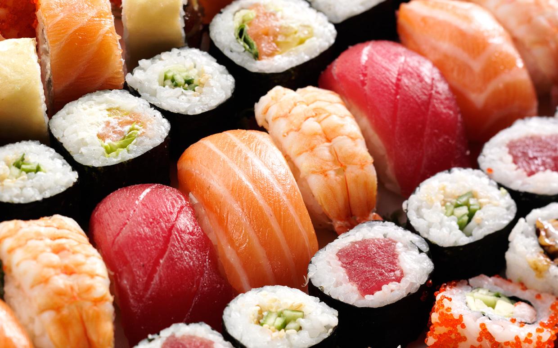 Le Sushi, toujours tendance en 2015