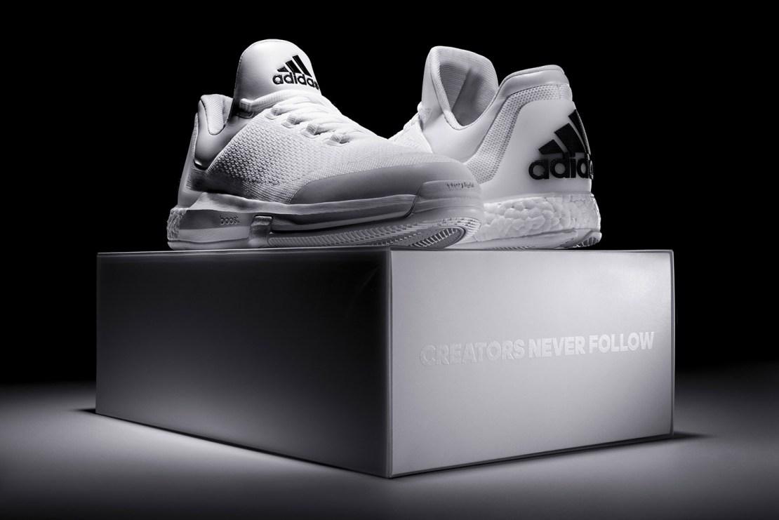 James Harden et Adidas balancent l'édition limitée de la CrazyLight Boost !