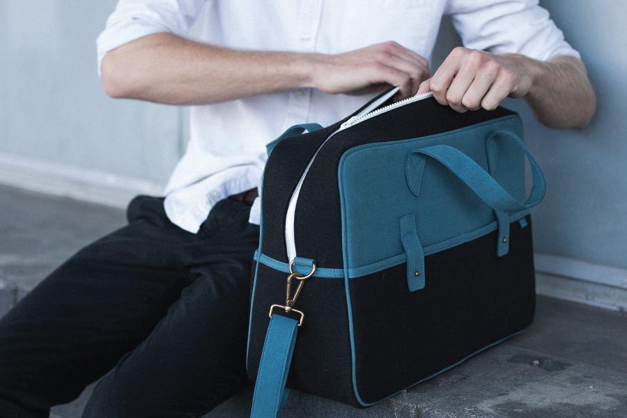 M.R.K.T. : le design architectural de ses sacs de retour pour l'Hiver !