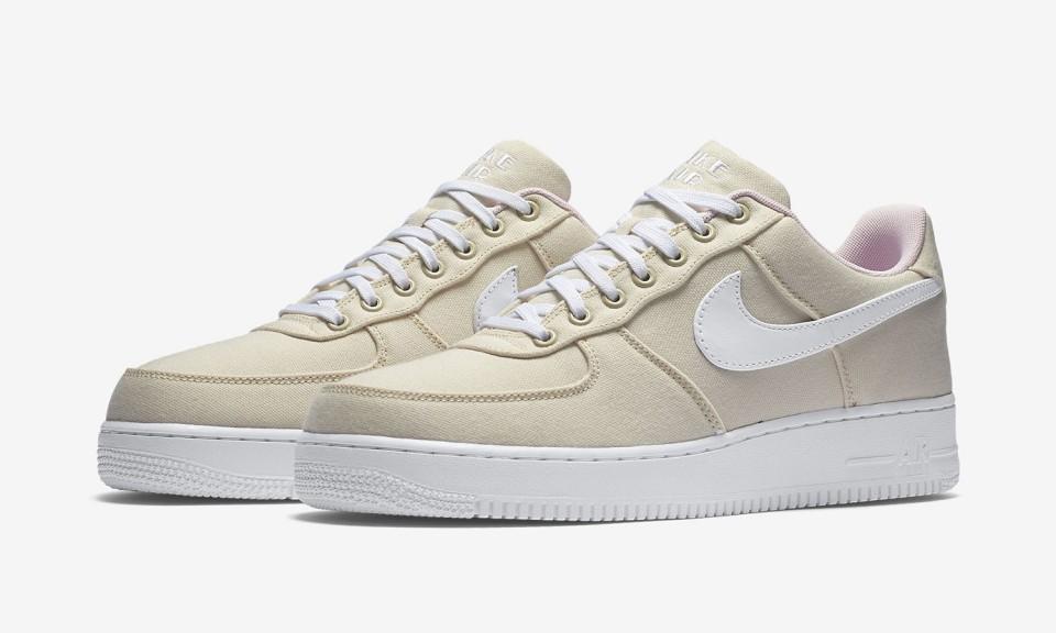 Nike dévoile la Air Force 1 » Miami Linen «
