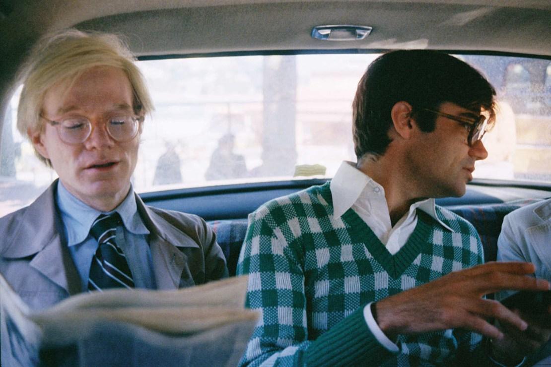 Voyage vers les 70's de Warhol & Coddington avec Peter Schlesinger