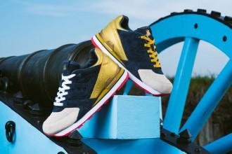 """Saucony x Sneaker Politics : une nouvelle Courageous """"The Jackson"""""""