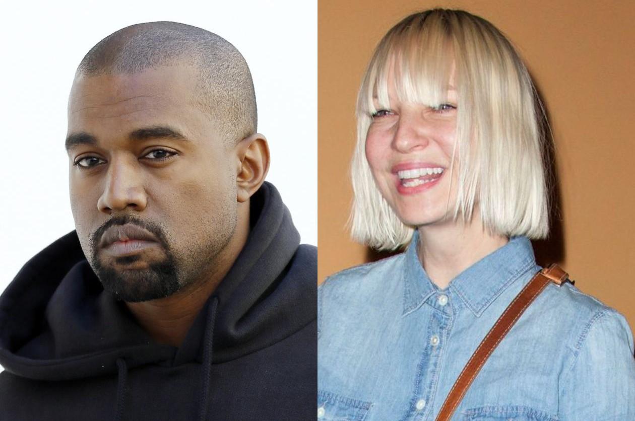 Sia dévoile le titre « Reaper » co-produit par Kanye West