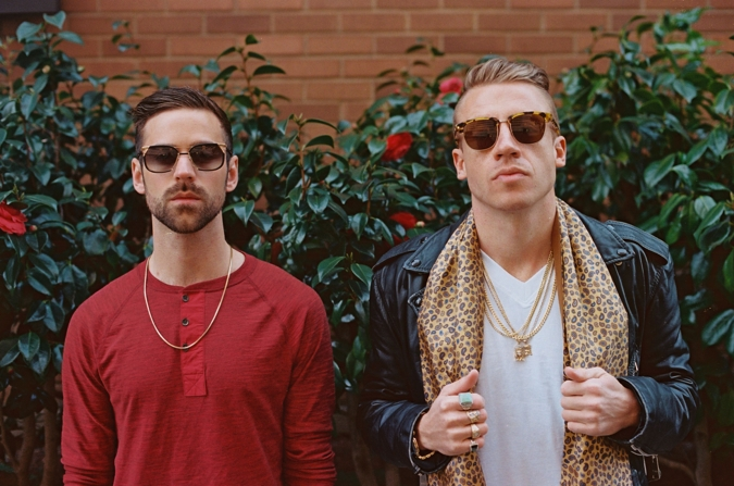 Macklemore annonce la sortie de l'album « This Unruly Mess I've Made »